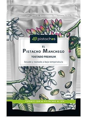 El Pistacho Manchego Tostado Premium 500gr